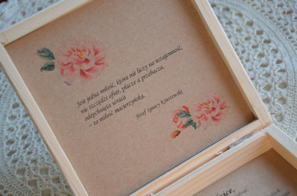Zaproszenia ślubne Dla Rodziców Pudełko 30 Zł Galera Realizacji